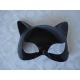 Mascara Mulher Gato Sensual Festa Fantasia Haloween