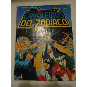 Album Antigo E Completo Cavaleiros Do Zodiaco De 1995
