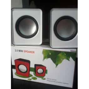 Cornetas Multimedia Speaker System.