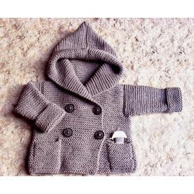 Tapado Saco Pocket |lana|baby Boutique - Tejidos Bebe Niños