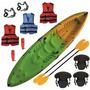Kayak Samoa Family Full Con Posacañas ( Agente Oficial)
