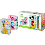 Bimbi Disney Baby 6 Puzzles 01-0109