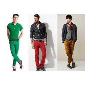 Pantalon Colores Para Caballero ¡envio Gratis!