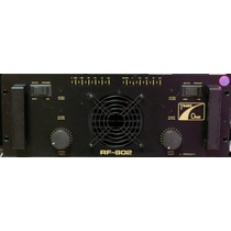 Amplificador Times One Rf802 Somente 220 Volts
