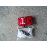 Foco Luz Trasera Xr 250 Completa Xr250 Optica Tapa Barro Tra