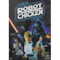 Robot Chicken Star Wars Pelicula Adult Swim En Dvd