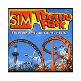 Sim Theme Park Ps3 Jogos Codigo Psn