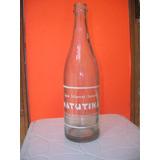 Antigua Botella Chica Agua Mineral Natural Matutina