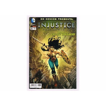 Injustice Gods Among Us #3