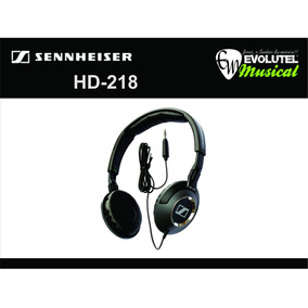 Fone De Ouvido Sennheiser Multiuso Hd-218