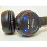 Auriculares Con Bluetooth, Fm Radio, Sd/micro Sd, Sonido Hd