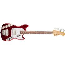 Contrabaixo Fender - Pawn Shop Mustang Bass Madrepérola