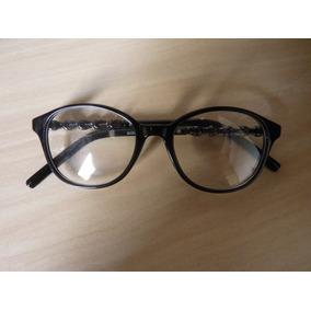 Óculos De Grau Com Detalhe De Caveira Rock Pin Up Top