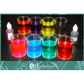 3 Colorantes Liquidos Para Jabones,agua, Centros De Mesa,etc