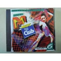 Music Club Nestle Cd Rock Latino Promo De Coleccion