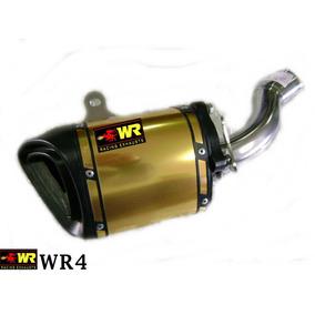 Escapamento Ponteira Honda Cbr 600f 12-14 Wr Extr Alu 13cm