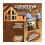 Kit Imprimible Planos De Casas Cabañas En Madera