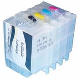 Cartucho Hp 711 Chip Reseteable Precio Por Juego T120 T520