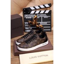 Louis Vuitton Sapatenis Masculino # 243933