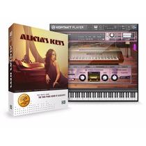 Kontakt 5 Alicia Keys Piano + Samples - Win/pc