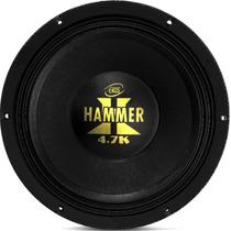 Woofer Eros 15 Polegadas 2350w Rms Hammer 4.7k Alto Falante