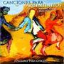 Cd Canciones Para Argentinitos Folclore Para Chicos