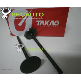 Válvula De Admissão Para Honda Fit 1.4 8v Peçauto