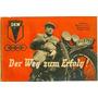 Propaganda De Antiguas Motos Dkw - Lámina 45 X 30 Cm.