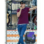 Caderno One Direction 1d Niall Horan 1 Materia