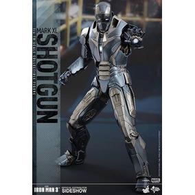 Hot Toys Marvel Iron Man 3 Mark 40 Shotgun Tony Stark