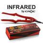 Plancha Para Cabello Croc Infrared (infrarroja) Roja
