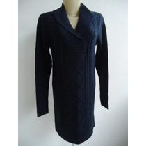 Tng, Lindo E Novo Vestido Em Lã Acrílica By Cris-chic