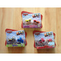 Set 3 Disney Pixar Cars Mini Adventures Holiday Navidad