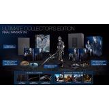 Final Fantasy Xv 15 Ultimate Collectors Ed, Nuevo Ps4 Dakmor