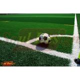 Cesped Sintetico Deportivo 50mm Para Cancha Futbol Fundasoul