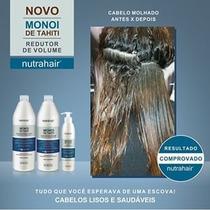 Kit Progressiva Monoi De Tahiti - Nutra Hair
