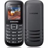 Samsung Keystone 2 Dual Chip Gt-e1207 Radio Fm Antena Rural