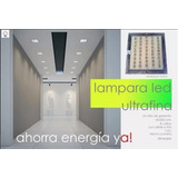 Lampara Led Ultrafina 20cm 8 Vatios