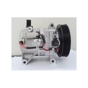 Compressor Tipo Calsonic Palio Uno Fire