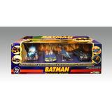 Corgi Batman Colleccion-set De 4 Autitos 1:43