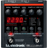 Pedal Delay Tc Electronic Nd-1 Nova Delay Nuevo 0 Km