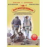Os Encrenqueiros - Dvd - Terence Hill - Bud Spencer