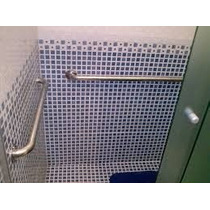 Barra Ou Alça De Apoio Em Alumínio 80cm Idosos Deficientes