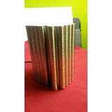 Imanes De Neodimio De 9x2.2 Mm ,3500 Gauss $600 C/u