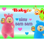 Kit Imprimible Candy Bar Billy Bam Bam Baby Tv Golosinas