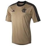 Camisa Flamengo Goleiro Infatil adidas 2013