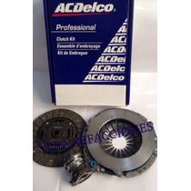 Kit Clutch Corsa,tornado,meriva, Astra 2.0 Manual Acdelco