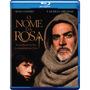O Nome Da Rosa [blu-ray] Nacional - Lacrado Original