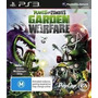 Plants Vs Zombies Garden Warfare Ps3 Nuevo Sellado