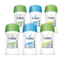 Desodorante Rexona Mujer Barra Sampler